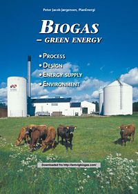 On biogas processes, the achievable limits for gas extraction from biomass, different materials intoxication limits,