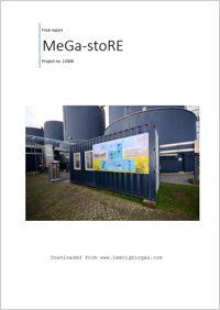Om lagring af vindkraft i naturgasnettet ved andengenerationsopgradering af biogas.