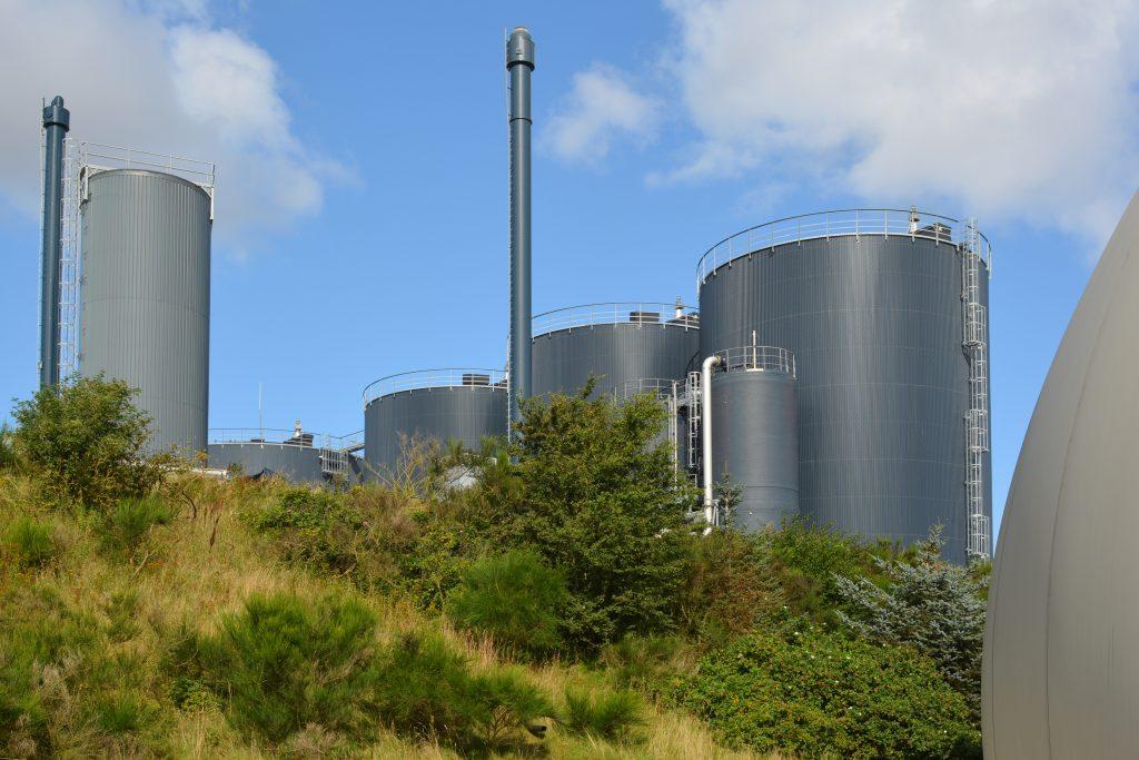 Lemvig biogasanlæg, august 2019